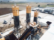 Vedeţi fotografiile Betoniera Fabo  turbomix-120m3/h mobile concrete batching plant|centrale a beton mobile| full automatic| Concrete Plants