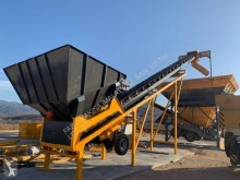 Vedeţi fotografiile Betoniera Fabo  turbomix-90m3/h mobile concrete batching plant|centrale à béton mobile|Concrete Plants