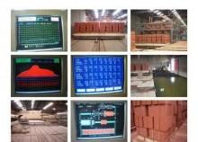 Voir les photos Béton Ceric Complete line for Clay brick / briqueterie d\'occasion CERIC,MORANDO,VERDES, 300 a500T/jours (fabrica de ladrios