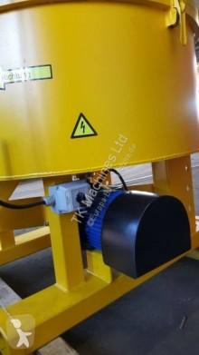 Voir les photos Béton TKmachines 400 Liter Betonmischer Mischer Beton Getreide mit elektrischem Antrieb