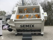 Voir les photos Béton Semix Mobile 120-135 m3/h Concrete Batching Plant