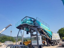 Vedeţi fotografiile Betoniera Constmach 100 m3/h MOBILE CONCRETE PLANT, PREMIUM QUALITY !