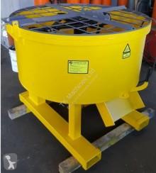 View images TKmachines Betonmischer mit elektrischem Antrieb 600L Betonmischer, Mischer mit elektrischem Antrieb. concrete