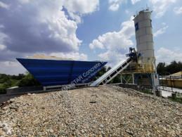 Promaxstar Impianto di Betonaggio Compatto PROMAX C60-SNG PLUS (60m³/h) neue Betonmischanlage