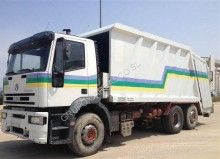 Iveco used waste collection truck