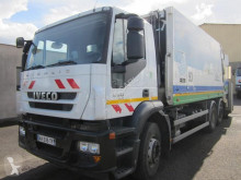 Iveco 260 PAC 26 used waste collection truck