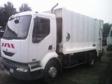 Renault Midlum 220 DCI used waste collection truck