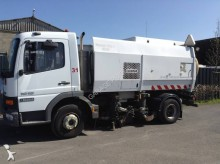 Mercedes road sweeper Atego 1018