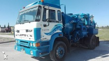 DAF 1900 used sewer cleaner truck