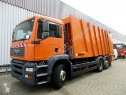 MAN TGA 26.350 6x2-2BL 26.350 6x2-2BL FAUN POWER PRESS 524 used waste collection truck