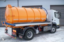 Mercedes sewer cleaner truck Atego 1624