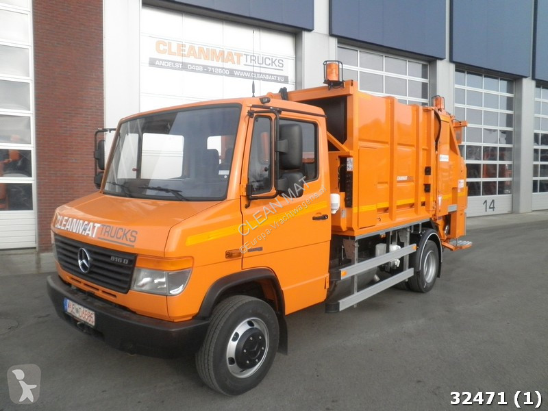 View images Mercedes Vario 816 road network trucks