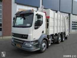 DAF LF 220 used waste collection truck
