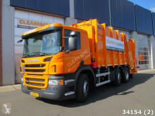 Scania P 280 used waste collection truck