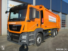 Used waste collection truck MAN TGS 26.320