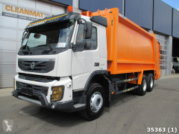 Volvo waste collection truck FMX 370