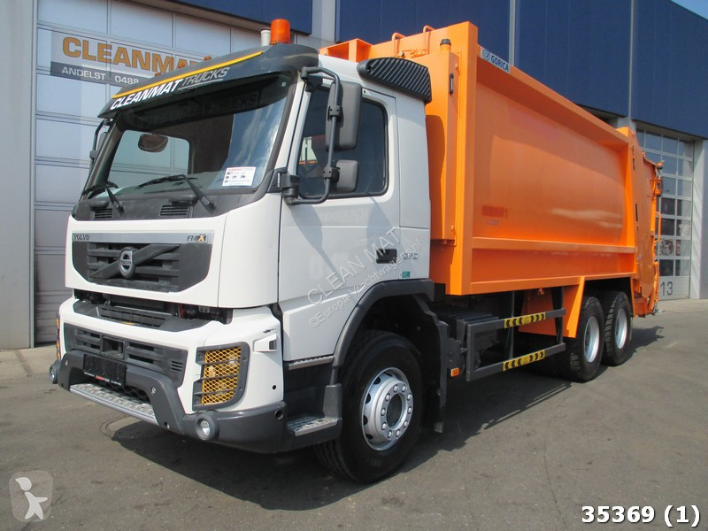 View images Volvo FMX 370 road network trucks