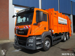 MAN waste collection truck TGS 26.320
