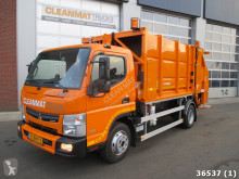 Fuso Canter 9C15 Geesink 7m3 used waste collection truck