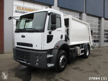 Ford Cargo 1826 DC used waste collection truck