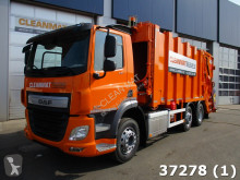 DAF CF 290 camion benne à ordures ménagères occasion