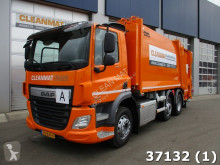 DAF CF 290 used waste collection truck