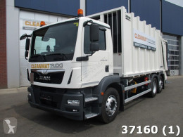MAN TGM 26.340 used waste collection truck
