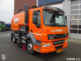 DAF road sweeper LF 220