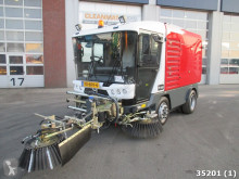 Ravo road sweeper 580 Fast edition 72 km/h