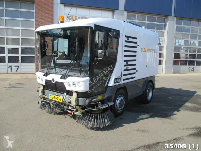 Vedere le foto Veicolo per la pulizia delle strade Ravo 580