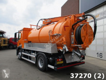 Mercedes sewer cleaner truck Antos