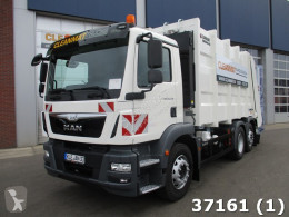 MAN TGM 26.290 used waste collection truck