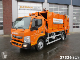 Fuso Canter 9C18 used waste collection truck