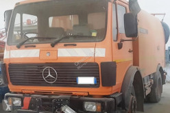 Mercedes 1414 tweedehands veegwagen