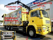 MAN TGA 32.390 Schubboden 57m³Wertstoff Müll Presse
