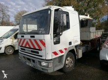 Iveco 80.14 used sewer cleaner truck