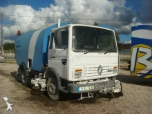 Renault Gamme S 100 used road sweeper