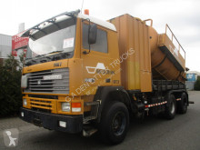 Terberg sewer cleaner truck