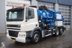DAF sewer cleaner truck CF 340
