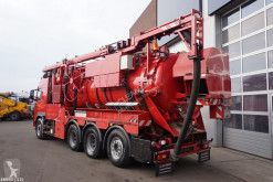 Volvo FM 480 used sewer cleaner truck