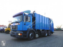MAN F2000 FE 310 A Müllwagen Schörling, Schüttung