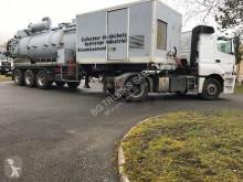 semi-remorque hydrocureur Samro