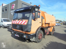 Mercedes 1414 used road sweeper