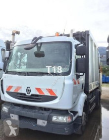 Renault Midlum 240 DXI used waste collection truck