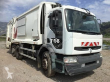 Renault Premium 320 DCI used waste collection truck