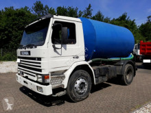 Scania 82M used sewer cleaner truck