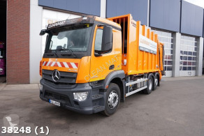 Mercedes Antos 2533 used waste collection truck