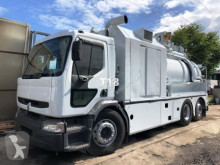 Renault Premium 340 used sewer cleaner truck