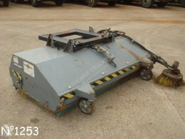 APLEC used road sweeper