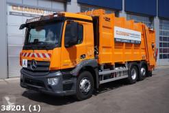 Camion benne à ordures ménagères occasion Mercedes Antos 2533
